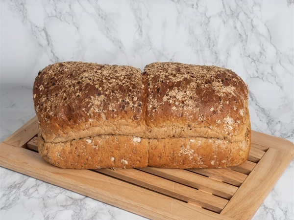 Meester spelt brood